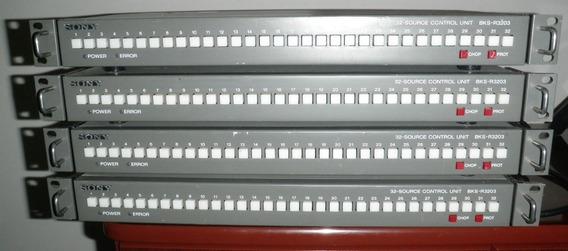 Sony Control Unit Bks-r3203 Para 32 Câmeras Frete Grátis