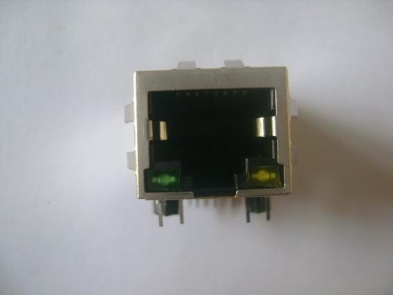 Conector Modular Rj45 Pulse Jack (2 Peças)