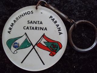 Chaveiro Armarinhos Paraná Sta Catarina - Apucarana - P24