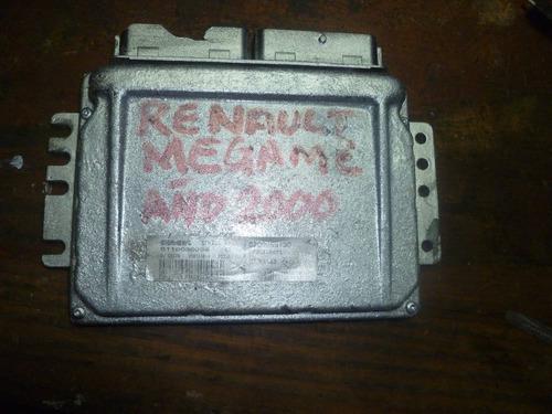 Vendo Computadora De Renault Megame, Año 2000, # S110030054