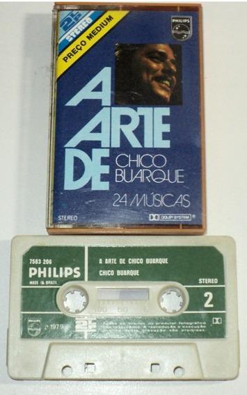 Chico Buarque Casette 24 Musicas Original De Coleccion