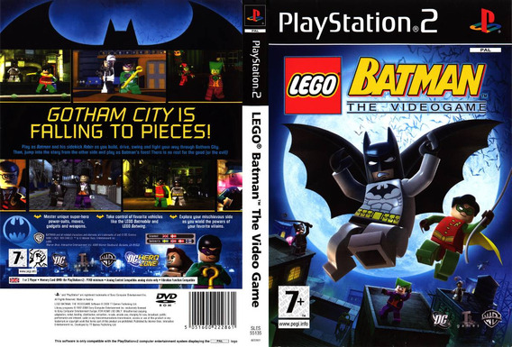 Lego Batman - Playstation 2 -