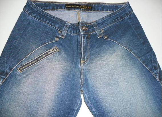 Calça Jeans Tony Marcel 42 Feminina Feminino Oferta Promocao