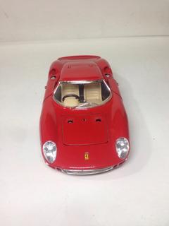 Miniatura Ferrari 250 Le Mans Burago 1:18