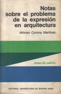 Notas Sobre El Problema De La Expresión En Arquitectura