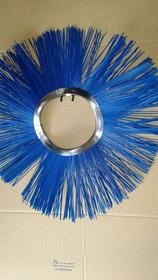 Cerda Nylon Para Vassoura Recolhedora 165mm Azul - 1101