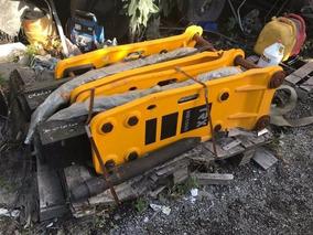 Martillo Hidraulico Nuevo Trx Hb1000, Para Retroexcavadora