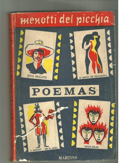 Poemas - Menotti Del Picchia (1960)