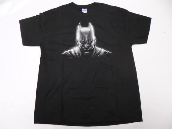 Playera De Batman Negra M, L , Xl