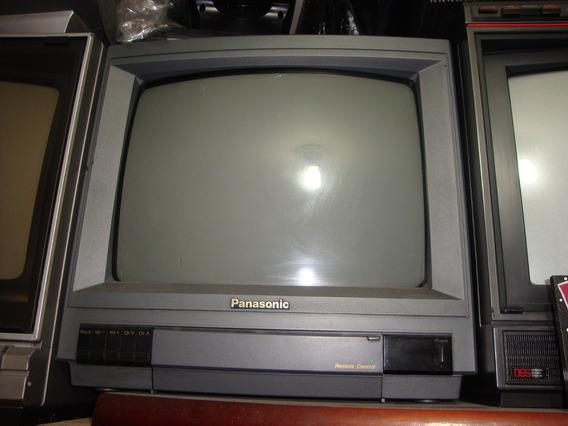 Tv Panasonic 14 Começo Dos Anos 90 (antiga)