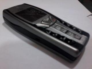 Nokia 7250 ¨ Tampa De Caixao ¨ C/ Radio Raridade Preto/cinza