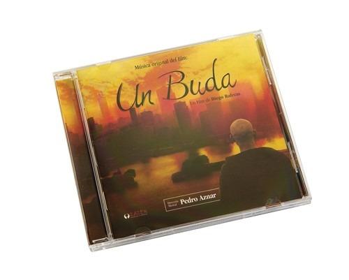 Cd Un Buda Música Original De La Película Pedro Aznar
