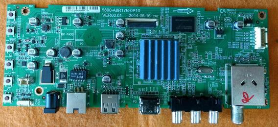 Placa Principal 5800-a8r17b-op10 P/ Tv Sti Le1477 I
