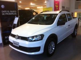 Volkswagen Saveiro Trendline Doble Cabina Linea Nueva! Fo