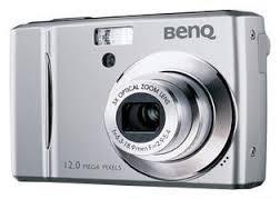 Câmera Digital Benq Dc C1255 12.0 Megapixels