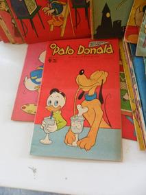 O Pato Donald! Vários! R$ 15,00 Cada! 1972 A 2000!
