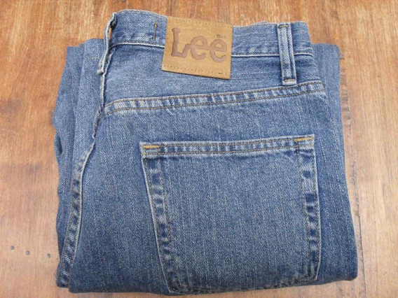 Jean Lee Hombre Relaxed Straight Leg 30 X 30 Original