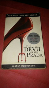 Livro The Devil Wears Prada