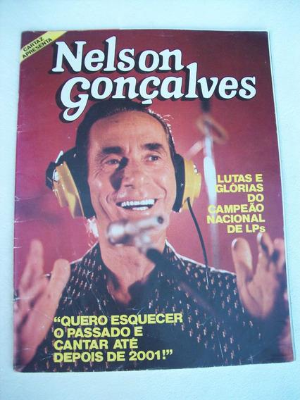 Revista: Cartaz Apresenta Nelson Gonçalves - 1979