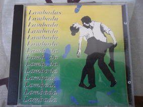 Cd Lambadas - Tropical Lambadance Group