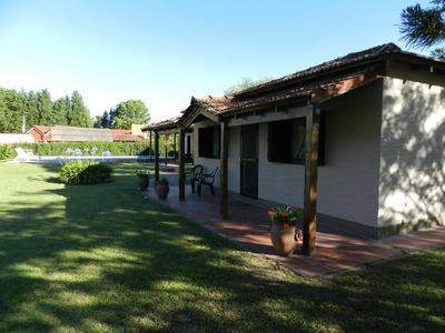 Casa Quinta - Gran Quincho Con Parrilla Y Pileta