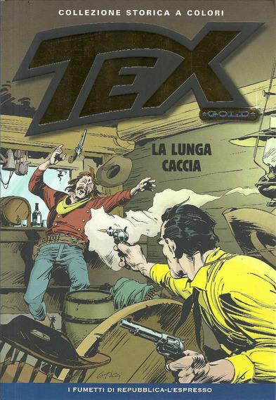 Tex Gold A Colori 22 - Italiano - Bonellihq Cx120 I19