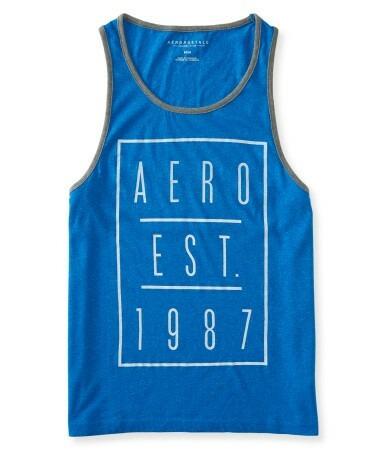 Camisa Regata Aeropostale Original