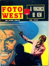 Foto West 21 (ediex-1964) - Ótimo Estado