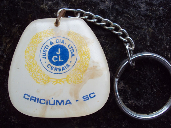 Chaveiro Justi & Cia Ltda - Criciuma - Sc - P24