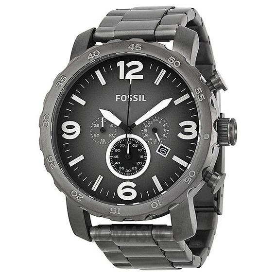 Relógio Masculino Fossil - Jr1437 Original C/ Nota Fiscal