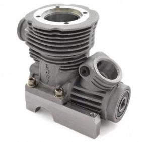 Bloco Motor Losi 454 Crankcase + Rolamentos + Montante