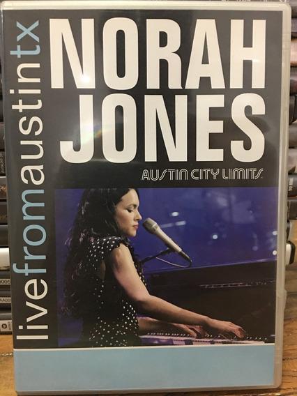Dvd Norah Jones Live In Austin Tx