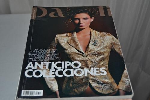 Para Ti Anticipo Colecciones  323 Paginas  Moda Marzo 2005