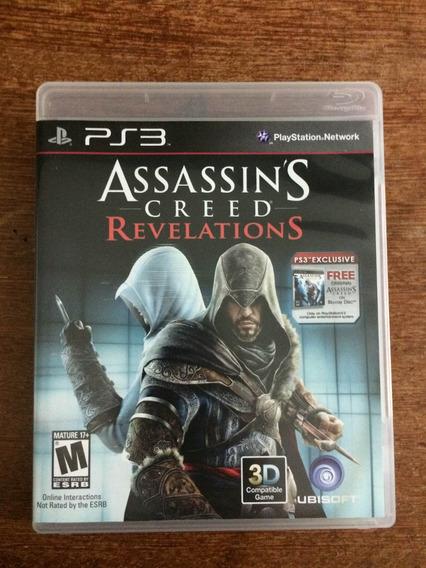 Assassins Creed Revelations Ps3 Frete Gratis