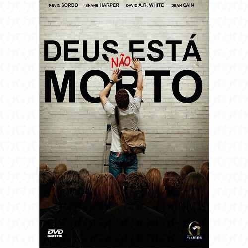 Deus Não Está Morto - Dvd - Filme Original