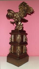 Aguia De Petit Bronze ( Cod 177 )