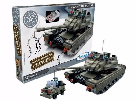 Novo Aliança Justiça E Paz Defensiva Terrestre Tanque 581 Pç
