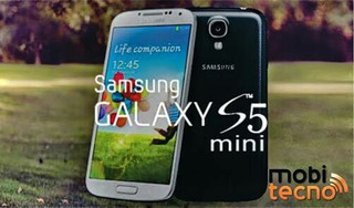 Samsung Galaxy S5 Mini New Edition Duo Prata.