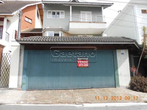 Sobrado - Vila Rosalia - Ref: 11820 - V-11820