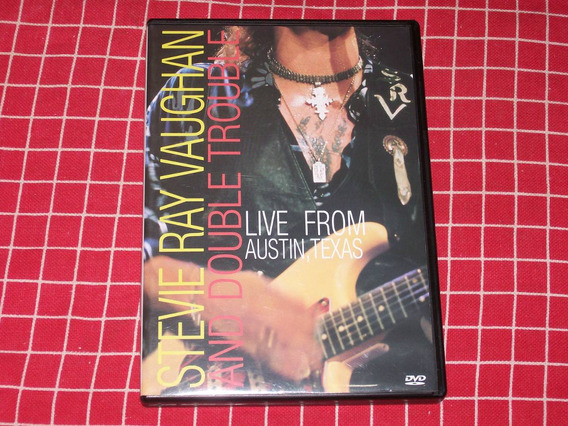 Stevie Ray Vaughan - Dvd Live From Austin Texas (hendrix)