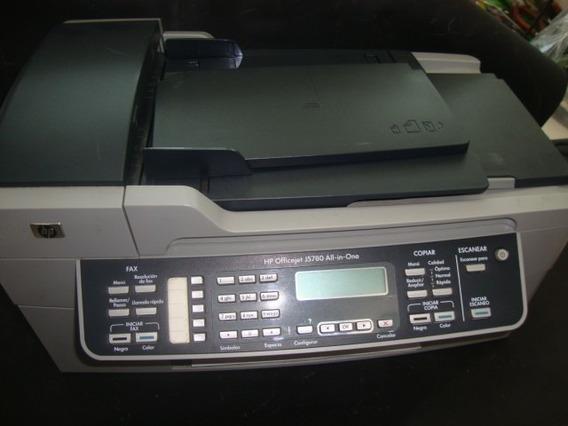 Impressora Hp Officejet 5780 Pequeno Defeito.