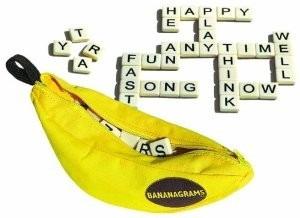 Bananagram - El Juego Para Formar Palabras