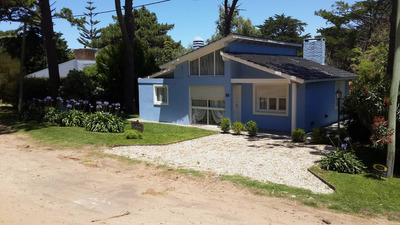 Casa En Pinamar 150 Mts Del Mar, Altura Balneario Cocodrilo.