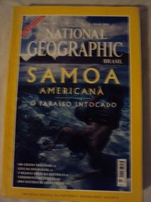 3 Revistas Nat. Geographic Numeros 3 - 4 E 5 Ano 2000 - G70