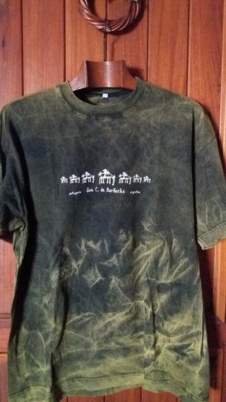 Camiseta Masculina Stonada Manga Curta