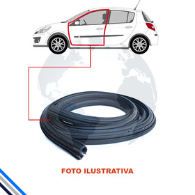 Borracha Porta Dianteira Direita Jac J3 2011-2016 Original