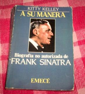 Frank Sinatra - Biografia - Kitty Kelley Año 1987