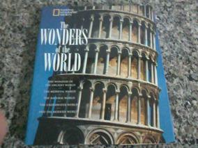 Livro : The Wonders Of The World - Livro Importado - Oferta