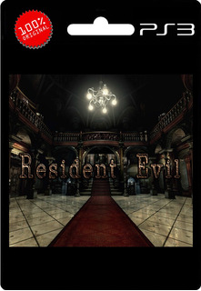 Resident Evil Hd Remaster | Ps3