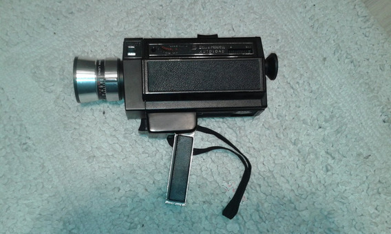 Filmadora Super 8 Mudo 1976 Bell & Howell